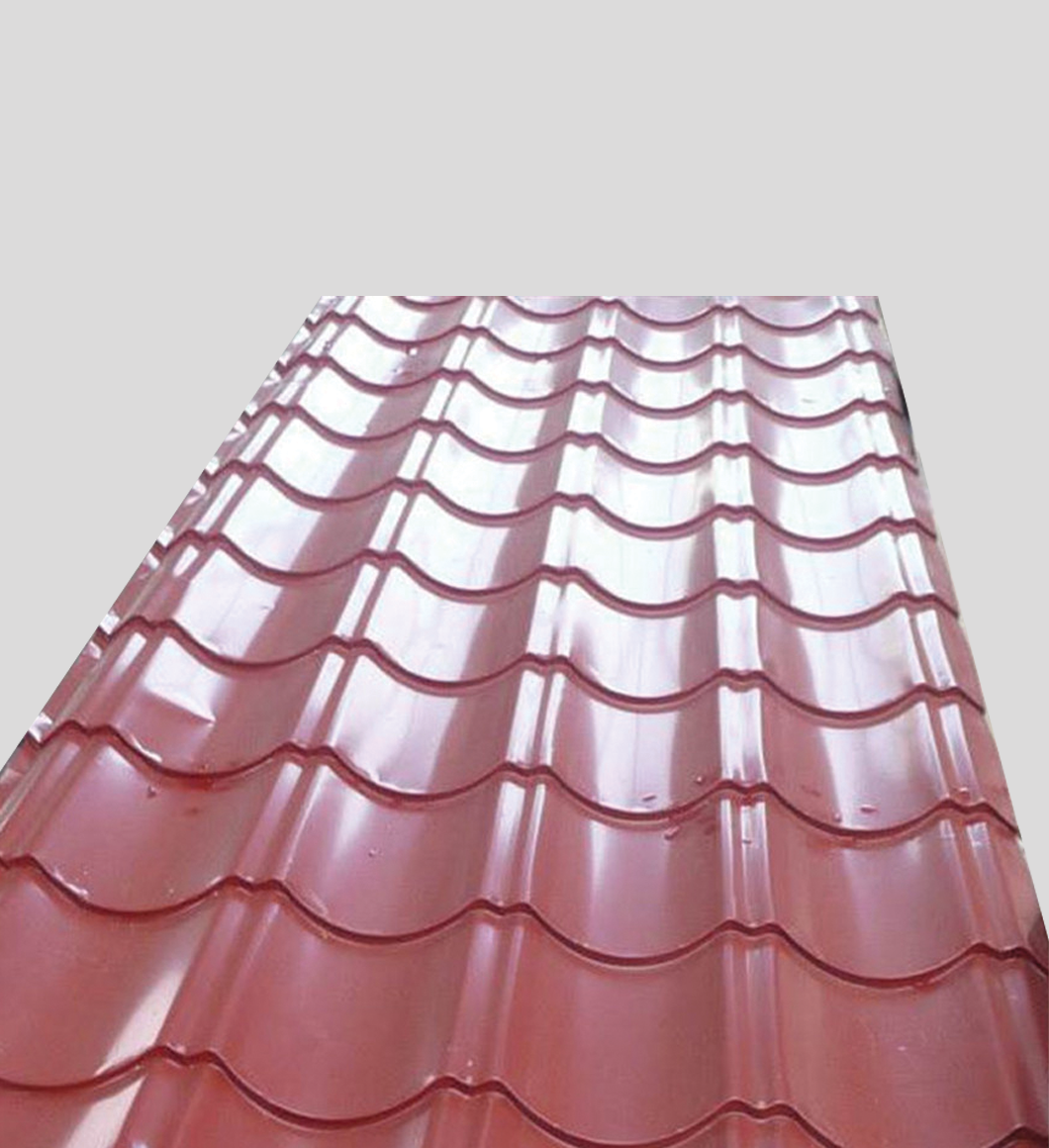 Bingwa Tile Glossy Finish, Gauge 28, 1M